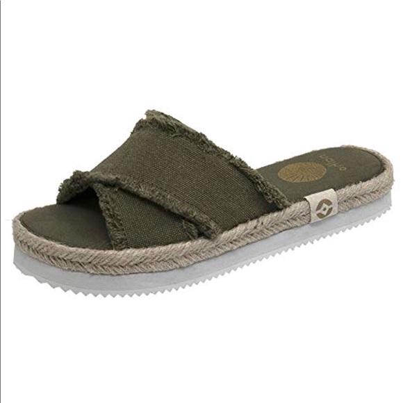 nalho Shoes - Nalho Kamala Army Green
